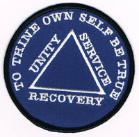 AA TO THINE SELF BE TRUE PATCH