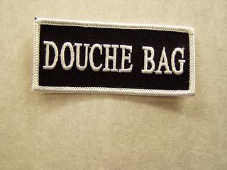 Douche Bag Patch