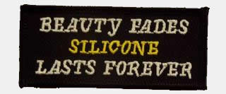 Beauty Fades Silicone Lasts FOREVER Patch
