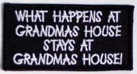 WHAT HAPPENS GRANDMA'S HOUSE PATCH - HATNPATCH
