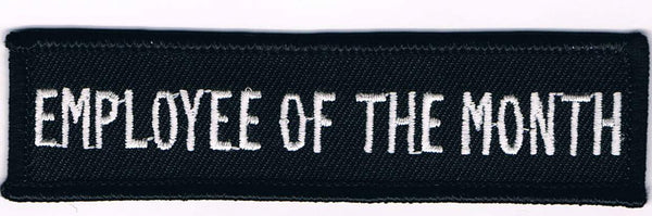 EMPLOYEE OF THE MONTH PATCH - HATNPATCH