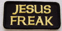 Jesus Freak Patch - HATNPATCH