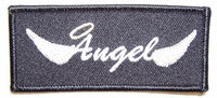 Angel w/ Wings Patch - HATNPATCH