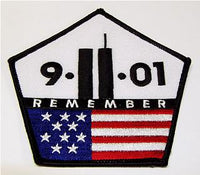 9-11 REMEMBER Patch