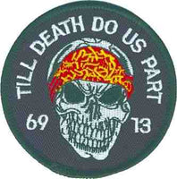 TIL DEATH DO US PART 69-13 PATCH