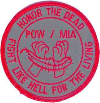 HONOR THE DEAD PATCH