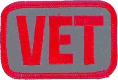 VET PATCH - HATNPATCH
