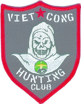 VIET CONG HUNTING CLUB PATCH - HATNPATCH