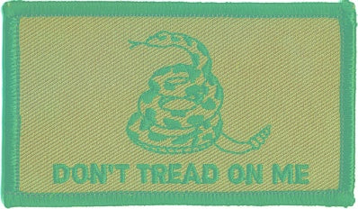 GASDEN FLAG - SUBDUED PATCH - HATNPATCH