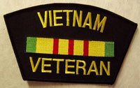 VIETNAM VETERAN PATCH - HATNPATCH