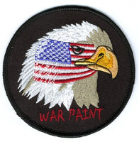 WAR PAINT PATCH - HATNPATCH