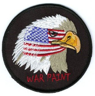 WAR PAINT PATCH