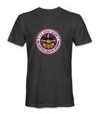 US Coast Guard Helicopter Rescue Swimmer Logo T-Shirt V2 - HATNPATCH