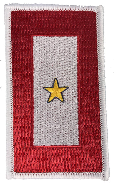 Gold Star Family Member Patch - Veteran Owned Business