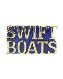 Swift Boats Pin
