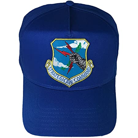 STRATEGIC AIR COMMAND SAC SHIELD HAT - Veteran Owned Business