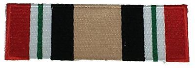 OPERATION IRAQI FREEDOM CAMPAIGN RIBBON PATCH OIF VETERAN IRAQ