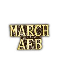 March AFB Pin - HATNPATCH