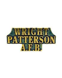 Wright Patterson AFB Pin - HATNPATCH