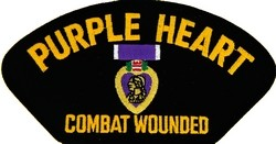 PURPLE HEART PATCH - HATNPATCH