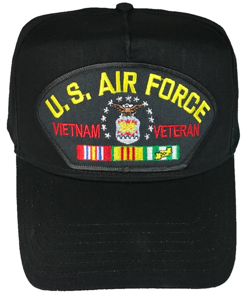 US AIR FORCE VIETNAM VETERAN HAT - HATNPATCH