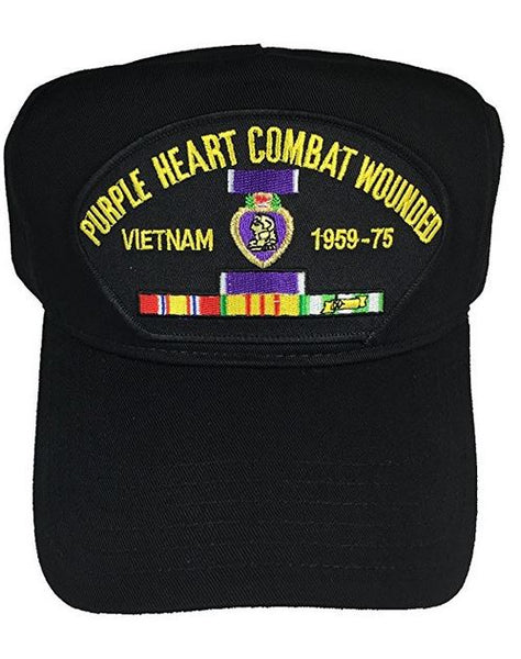 PURPLE HEART VIETNAM HAT