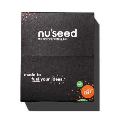 NUSEED - CARROT CAKE