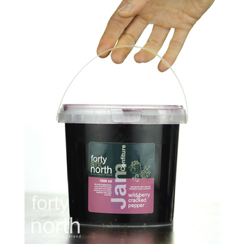 46° North - Jam - Wildberry & Cracked Pepper - 1000ml