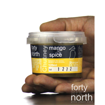 46° North - Chutney - Mango & Spice - 120ml