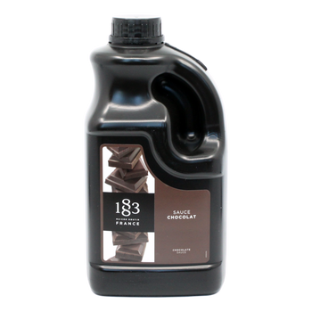 1883 Dark Chocolate Sauce