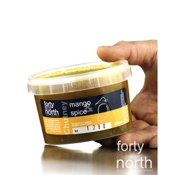 46° North - Chutney - Mango & Spice - 280ml