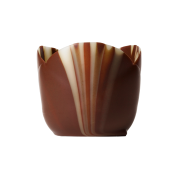 Mona Lisa Mini Marbled Tulip Cups
