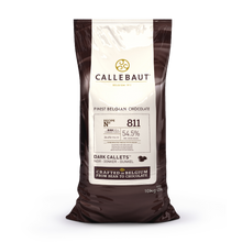 Load image into Gallery viewer, Callebaut 811 Dark Callets