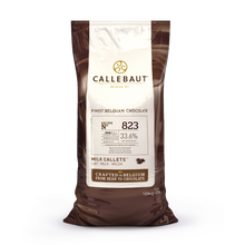 Load image into Gallery viewer, Callebaut 823 Milk Callets