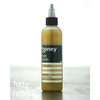 46° North - Honey - Raw - 185g