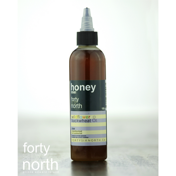 46° North - Honey - Wildflower - 185g