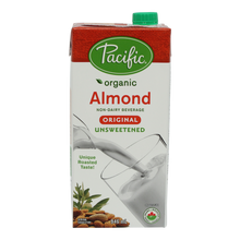 Load image into Gallery viewer, Pacific Original Almond Milk - Unsweetened Organic