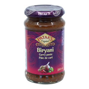 Patak's Biryani Curry Paste (284mL)
