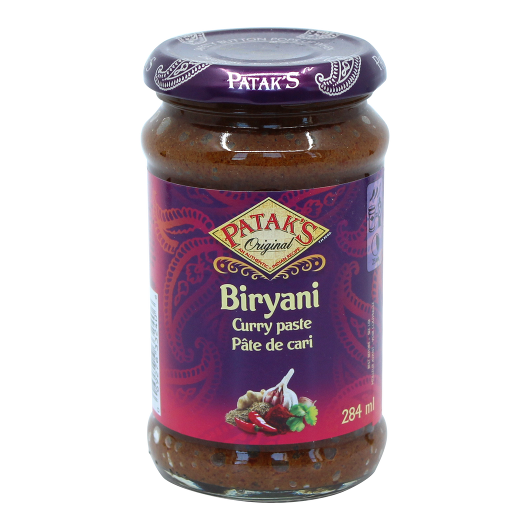Patak's Biryani Curry Paste - 284 mL