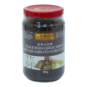 Black Bean Garlic Sauce - 368 g