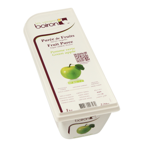 Boiron Green Apple Frozen Puree