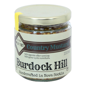 Burdock Hill Country Mustard