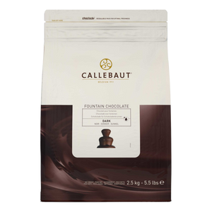 Callebaut Fountain Chocolate - Dark