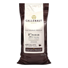 Load image into Gallery viewer, Callebaut 70% Dark Callets