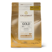 Load image into Gallery viewer, Callebaut Gold Caramel Callets