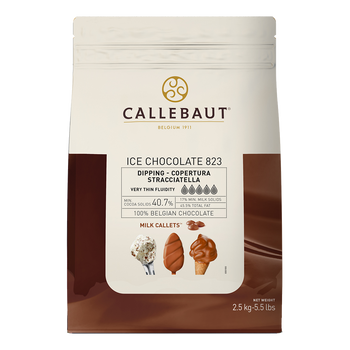 Callebaut Ice Chocolate Milk - 2.5 kg