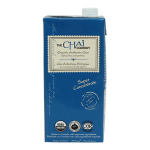 Organic Authentic Chai Concentrate