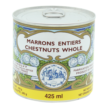 Chestnuts Whole (425ml)