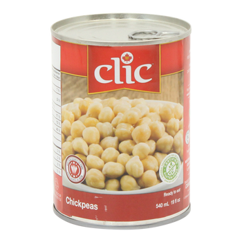 Chick Peas (540mL)
