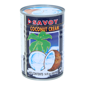 Coconut Cream (Savoy) - 400 mL